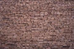 Struttura della parete di pietre Fotografia Stock