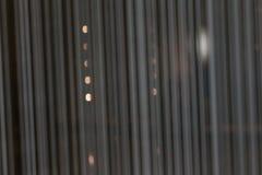 Struttura della parete di vetro (linea retta) Fotografie Stock Libere da Diritti