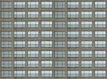 Struttura della parete di Windows Immagini Stock
