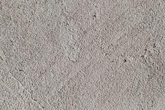 Struttura della parete piana del cemento Fotografie Stock
