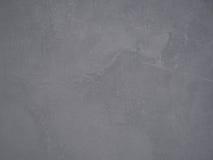 Struttura della parete - struttura decorativa grigia blu-chiaro del gesso Fotografie Stock Libere da Diritti