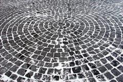 Struttura della pavimentazione fotografia stock