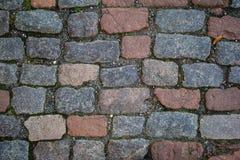 Struttura della pavimentazione Fotografia Stock Libera da Diritti