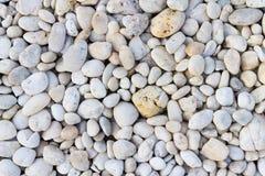 Struttura della pietra del fiume White Fotografia Stock