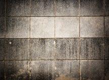 Struttura della pietra della parete di Grunge Fotografia Stock Libera da Diritti