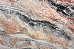 Struttura della pietra naturale, bacground di marmo di lusso Fotografia Stock Libera da Diritti