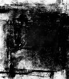 Struttura della pittura di lerciume Fotografia Stock Libera da Diritti