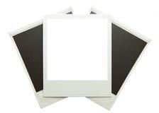 Struttura della polaroid Fotografia Stock Libera da Diritti