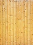 Struttura della rete fissa di legno Immagini Stock