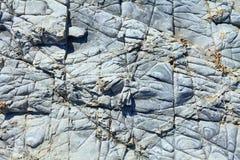 Struttura della roccia Immagine Stock