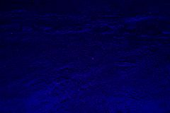 Struttura della roccia blu con le gocce Fotografia Stock