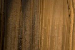 Struttura della roccia della pietra di Brown Fotografie Stock