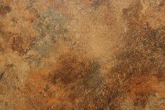 Struttura della ruggine e del Brown Fotografia Stock