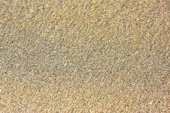 Struttura della sabbia Fotografie Stock