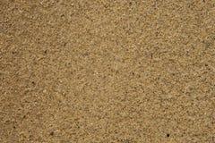 Struttura della sabbia di mare Fotografia Stock