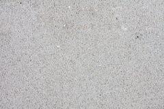 Struttura della sabbia sulla spiaggia Fotografia Stock Libera da Diritti