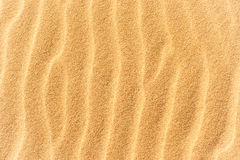 Struttura della sabbia sulla spiaggia immagine stock libera da diritti