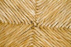 Struttura della sedia handcrafted Portoghese fotografia stock