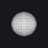 Struttura della sfera Illustrazione di Stock