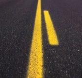 Struttura della strada asfaltata Immagini Stock Libere da Diritti