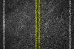 Struttura della strada asfaltata fotografia stock