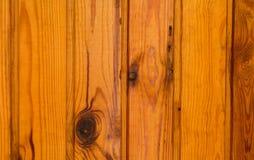 Struttura della superficie di legno naturale marrone della parete Immagini Stock Libere da Diritti