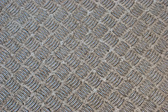 Struttura della superficie di metallo Fotografia Stock
