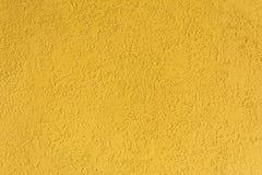 Struttura della superficie della parete coperta di gesso decorativo del tipo del tarlo Immagini Stock