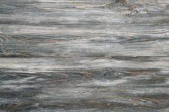 Struttura della tavola di legno d'annata delle plance grigio immagini stock