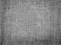 Struttura della tela di sacco per fondo immagini stock