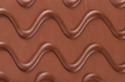 Struttura della torta di cioccolato Immagine Stock Libera da Diritti
