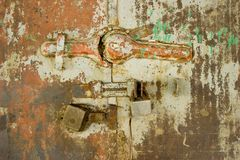 Struttura della vernice di Grunge Fotografia Stock Libera da Diritti
