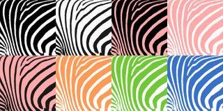 Struttura della zebra royalty illustrazione gratis