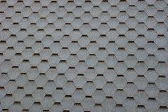 Struttura delle assicelle grige sul tetto della casa immagini stock libere da diritti