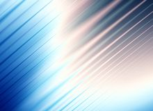 Struttura delle bande delle linee blu di pendenza Fotografie Stock Libere da Diritti
