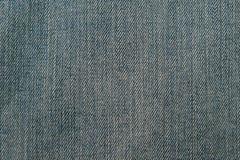 Struttura delle blue jeans Immagine Stock