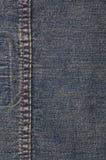 Struttura delle blue jeans immagini stock libere da diritti