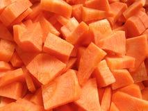 Struttura delle carote Fotografia Stock Libera da Diritti
