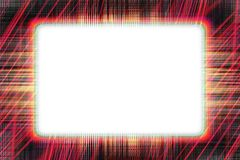 Struttura delle linee rosse Fotografie Stock