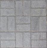 Struttura delle mattonelle del marciapiede Fondo dei mattoni Piastrelle per pavimento immagini stock