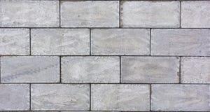 Struttura delle mattonelle del marciapiede Fondo dei mattoni Piastrelle per pavimento Immagine Stock Libera da Diritti