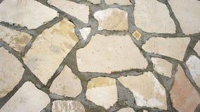 Struttura delle pietre naturali ruvide Fotografie Stock Libere da Diritti