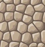 Struttura delle pietre nei colori marroni Immagini Stock Libere da Diritti