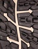 Struttura delle suole di scarpa Fotografia Stock