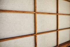 Vecchia struttura di legno scorrevole della porta - Porta scorrevole giapponese ...