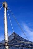 Struttura dello stadio olimpico di Monaco di Baviera Fotografia Stock
