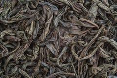 Struttura dello strato di tè nero Fotografia Stock Libera da Diritti