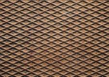 Struttura di piastra metallica arrugginita del fondo Fotografia Stock