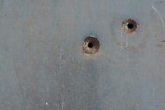Struttura di acciaio Fotografia Stock