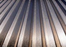 Struttura di alluminio Immagine Stock